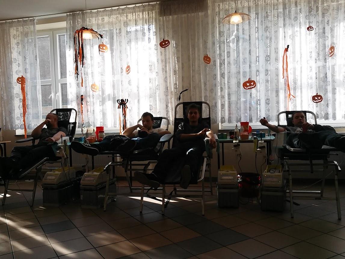 ZSM oddaje krew