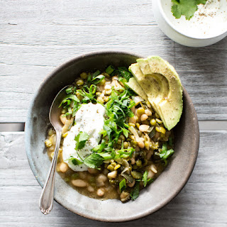 Split Pea White Bean Chili.
