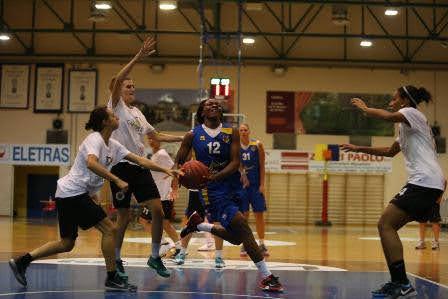 Lavezzini Basket Parma - La Spezia 84-67 (36-42)