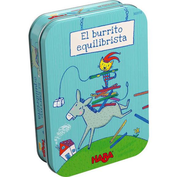 HABA® El Burrito Equilibrista