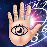 Palmistry #1 Palm reading app to Scan hand Reading 3.4