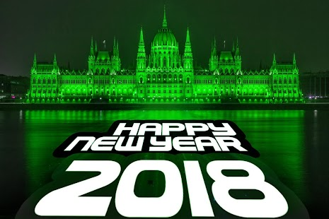Happy New Year 2018 Latest Wallpapers - náhled