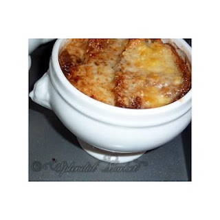 French Onion Soup ~ More Splendid