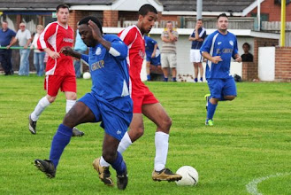 Photo: 26/08/13 v Croxton Kerrial Dons (Leicestershire Senior League) 3-2 - contributed by Rob Campion