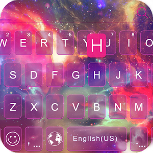 Galaxy Kika Keyboard theme app for android