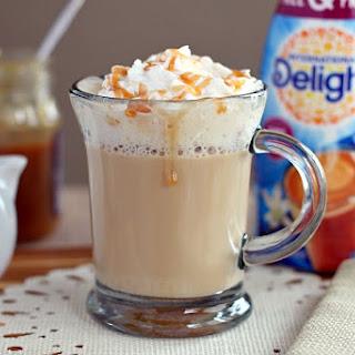 Caramel Vanilla Latte.