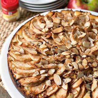 Fresh Apple Torte.