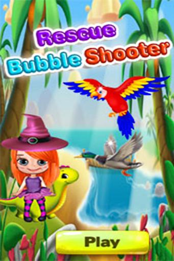 Bubble Shooter-Bird Rescue Magic