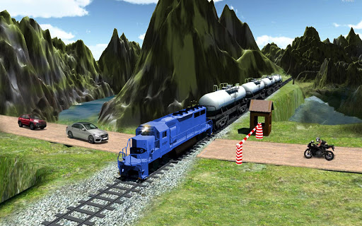 Oil Train Simulator 2019 2.6 screenshots 9