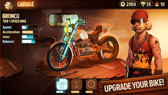 Trials Frontier MOD Apk (Unlimited Money) 3