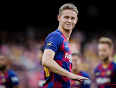 Contractverlengingen bij Barcelona voor De Jong, Piqué, Lenglet en Ter Stegen