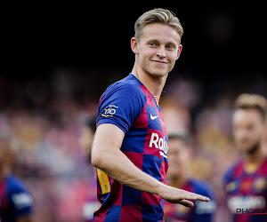Les capacités physiques de de Jong impressionnent au Barça