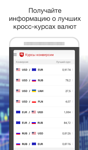 Финансы TUT.BY - курсы валют, конвертер, банки screenshot 7
