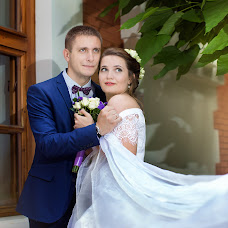 Wedding photographer Natalya Tikhonova (martiya). Photo of 11.08.2016