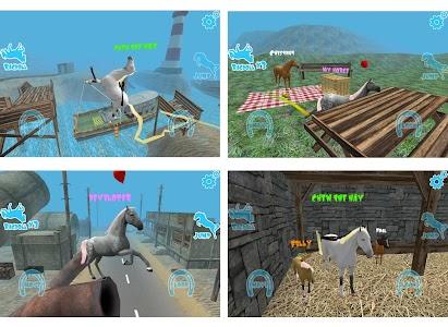 Hill Cliff Horse OnlineRagdoll v3.3