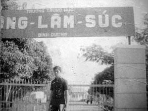 Photo: Bạn Lê Chí Thành, cựu HV NLS Ban CT khóa 6 Cựu Chủ Tịch Đoàn Nông gia tương lai SỐNG 1