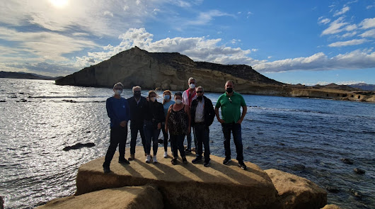 El Ayuntamiento y la Asociación 'Isla de Terreros' organizan un nuevo 'Fam Trip'