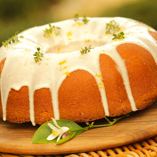 Beth's Lemon Pound Cake