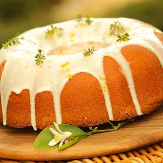 Beth's Lemon Pound Cake.