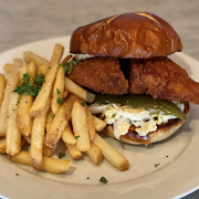 Buttermilk Fried Chicken Sandwich