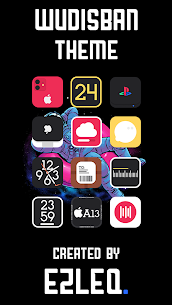 Wudisban Icon Pack 2