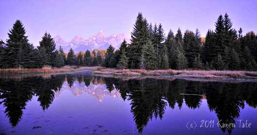 Grand Tetons (Jackson Hole and area), Wyoming