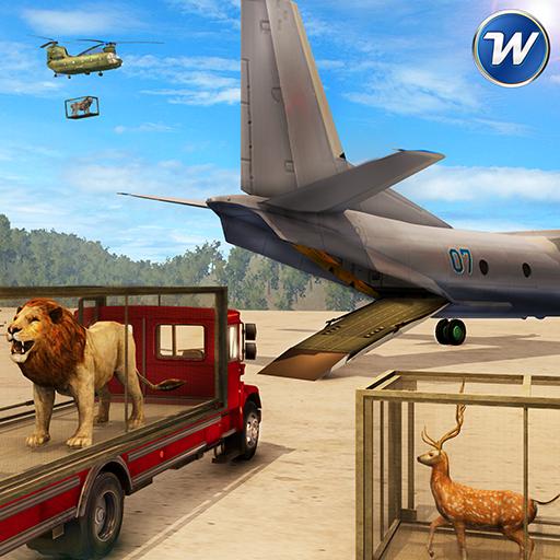Animal Transport Plane: Airplane Simulator (game)