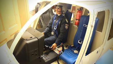 Photo: Hubschrauber-Rohbau   Gerald Graf  Österreich