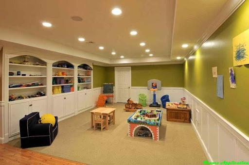 地下室设计理念