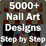 Nail Art Designs Step By Step APK icon