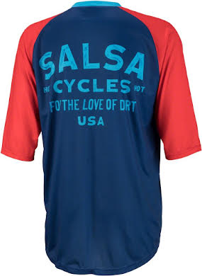 Salsa Devour Men's Short Sleeve Jersey alternate image 2