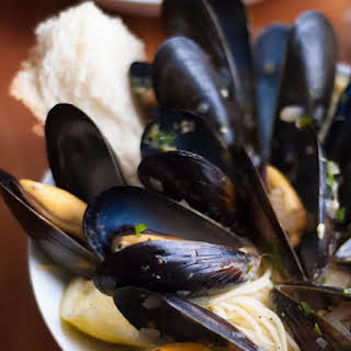Mussels With White Wine Sauce Pasta Recipes.