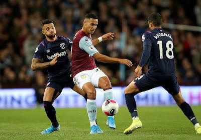 Aston Villa partage contre West Ham, Engels et Nakamba titulaires