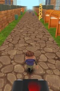 Mr Bully Run 3D screenshot 1