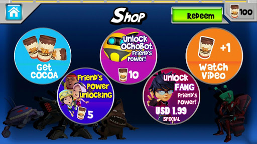 BoBoiBoy: Adudu Attacks! 2  screenshots 15
