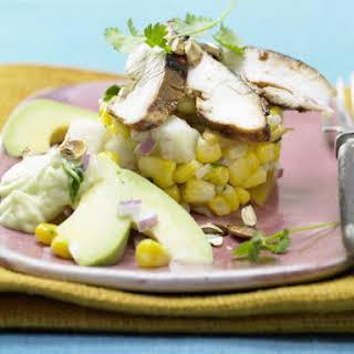 Mexican Chicken Salad.