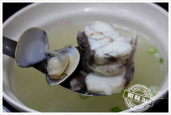 富國麵飯館鮮魚湯