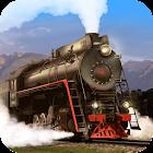 My Railroad: trains, railways, traffic lights icon