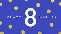 Eight Crazy Nights - Winter Holiday item