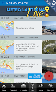 Meteolanterna screenshot 3