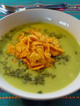 Velvet Avocado Soup Recipe
