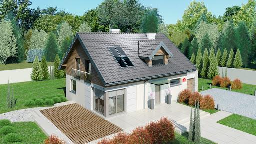 projekt Dom przy Alabastrowej 6