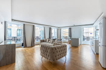 Appartement meublé 3 pièces 83,35 m2