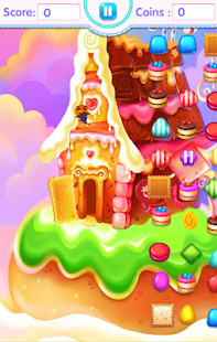 Cookie crush Mania - Candy jam - náhled