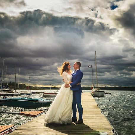 Wedding photographer Sylwia Partyka (viridis). Photo of 17.01.2018