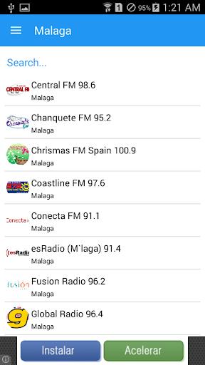Radios de España