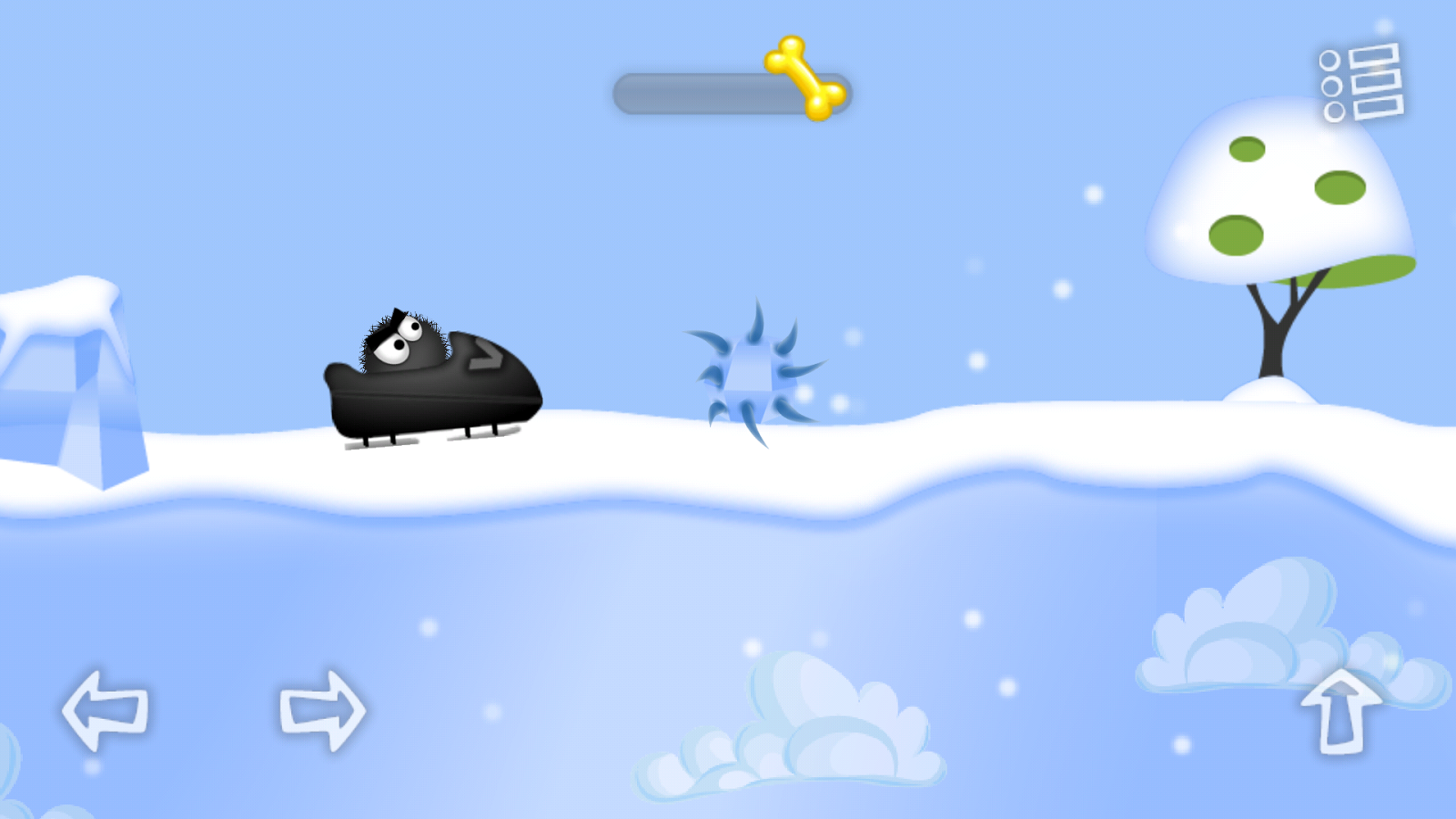 Vito Jump 'n' Roll- screenshot