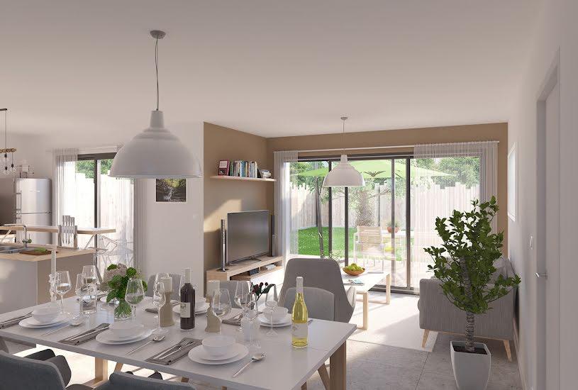 Vente Terrain + Maison - Terrain : 1600m² - Maison : 100m² à Changé (72560)