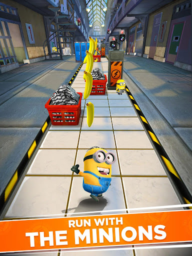 Minion Rush: Despicable Me Official Game - screenshot