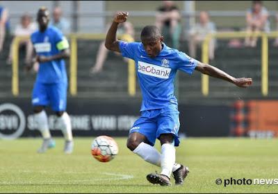 Anderlecht hésite au sujet de Tshimanga